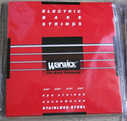 Струны басовые Warwick RedLabel Electric Bass Strings