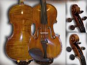Немецкая мастеровая скрипка