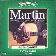 Набор струн на 12-ти струнку Martin Mexico