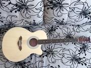 Гитара (yamaha) В идеальном состоянии,  почти не использовалась,  эстрад