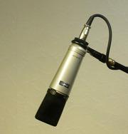 Студийный конденсаторный вокальный микрофон ACM 2